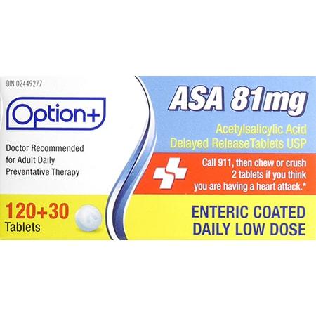 ASA tablets