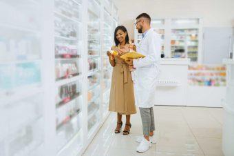 RxHealthMed pharmacist consultation